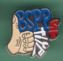 47792- Pin's.Brigade De Sapeurs-pompiers De Paris – BSPP.ST - Firemen