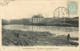 94 Saint Maurice  La Marne  Les Moulins D' Alfort - Saint Maurice