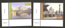 UNITED NATIONS VIENNE 2003 YVERT 399-400** MICHEL 387-388 ** - Wien - Internationales Zentrum