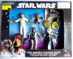 BOITE FIGURINE STAR WARS LA GUERRE DES ETOILES 4 FIGURINES BENDEM FLEXIBLES JUST TOYS 3 - Power Of The Force