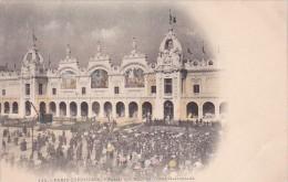 Exposition Universelle Paris 1900 Palais des Manufactures Nation