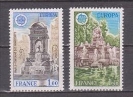FRANCE / 1978 / Y&T N° 2008/2009 ** : Europa (2 TP) - Gomme D´origine Intacte - France