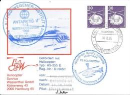 ANTARKTIS 1-3 WINTER-EXPEDITION 18.10.1986 - Polar Flights