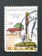 GUINEA PORTUGUESA. USADO - USED - Portuguese Guinea