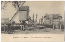 Montaigu. Le Moulin / Scherpenheuvel. Den Molen. - Scherpenheuvel-Zichem