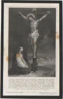 Doodsprentje/Image Pieuse Mortuaire. Léon Lequoin. Ollignies 1834/Schaerbeek 1899. - Devotieprenten