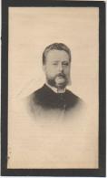 Doodsprentje/Image Pieuse Mortuaire. Julien Fol/Van Pottelsberghe. Gand 1848/1898. - Images Religieuses