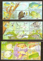 Dominica Dominique 1990 Yvertn° 1187-1204 *** MNH Cote 90 FF Faune Poissons Vissen - Dominique (1978-...)