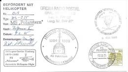 ANTARKTIS III  EXPEDITION 1984-1985 - Polar Flights