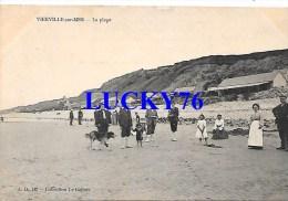Vierville Sur Mer La Plage - France