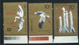Cina Nuovo** 1986 - Mi.2074/76 - 1949 - ... Repubblica Popolare