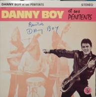 Danny Boy 33t. LP *c'est Encore Une Souris* Dédicacé - Autres - Musique Française