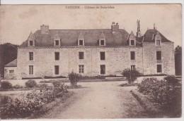 56 MORBIHAN TREDION Château De Beauchêne - France