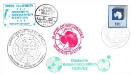 Deutsche Antarktisexpedition 1981/82 - Other Means Of Transport