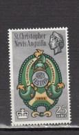 ST CHRISTOPHER- NEVIS * YT N° 190 - St.Christopher-Nevis-Anguilla (...-1980)