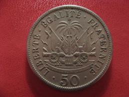 Haiti - 50 Centimes 1907 1456 - Haïti