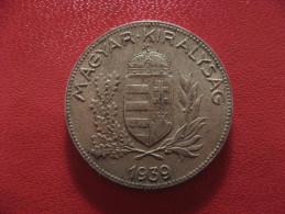 Hongrie - Pengo 1939 1446 - Hungary
