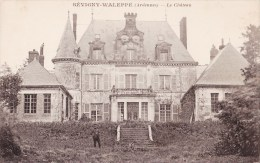 SEVIGNY-WALEPPE (Ardennes) - Le Château - Other Municipalities