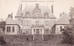 SEVIGNY-WALEPPE (Ardennes) - Le Château - Autres Communes