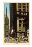 Etats Unis: New York, Wall Street (15-3887) - Wall Street