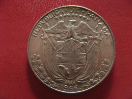 Panama - 1/2 Balboa 1966 1460 - Panama