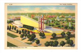 Etats Unis: New York, New York World's Fair 1939, The Textile Building (15-3888) - Expositions