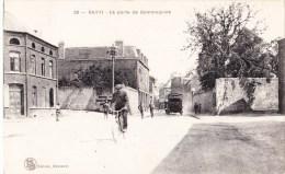 BAVAI - La Porte De Gommegnies - Superbe Carte Animée - Bavay