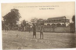 S3866 -  La Mission De Moousso - Mission Africaine Lyon Vicariat Apostolique De La Côte D' Ivoire - Côte-d'Ivoire
