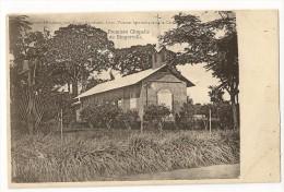 S3868 - Première Chapelle De Bingerville- Mission Africaine Lyon Vicariat Apostolique De La Côte D´ Ivoire - Côte-d'Ivoire