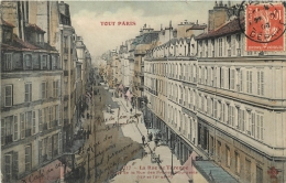 PARIS III SERIE TOUT PARIS LA RUE DE TURENNE - Distretto: 03