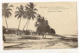 S3869 - Village Sur La Lagune- Mission Africaine Lyon Vicariat Apostolique De La Côte D´ Ivoire - Côte-d'Ivoire