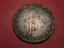 7440 Liege - Token - 2 Patards Sancti Pauli ND - Monetary / Of Necessity