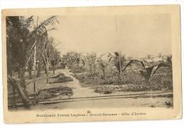 S3872- Boulevard Treich Laplène - Grand Bassam - Côte-d'Ivoire