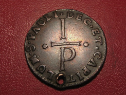 7457 Liege - Token - Patard Sancti Pauli ND - Monetary / Of Necessity