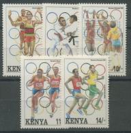 Kenia 1992 Olympiade Barcelona 560/4 Postfrisch - Kenia (1963-...)