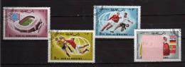 Ras Al Khaima ° - 1967 - Coupe Du Monde De Football à Londres. Yvert. PA.  3 .  Vedi Descrizione - Calcio