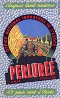 Perlurée  O.N.I.A.  Toulouse - L´engrais Azoté Moderne - Office National Industriel De L´Azote - Buvard  EFGE - Agriculture