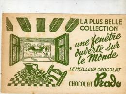 Le Meilleur Chocolat - Chocolat PRADO  - La Plus Belle Collection  - Une Fenêtre Ouverte Sur Le Monde - Kakao & Schokolade