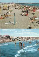 Lot 2 Cartes -Fos Sur Mer - La Plage -13 - France