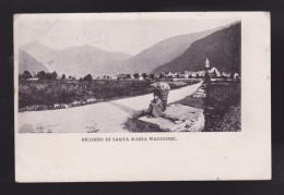 Ricordo Di Santa Maria Maggiore - Verbania - Valle Vigezzo - Verbania