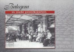 Balegem In Oude Prentkaarten 38blz Ed. 1972 Europese Bibliotheek - Oosterzele