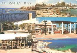 CPM - ST. PAUL'S BAY - Malte