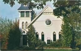 Community Church - Sugar Hill, New Hampshire - United States