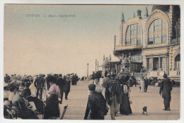 Oostende, Ostende, La Digue L'apres Midi (pk26951) - Oostende
