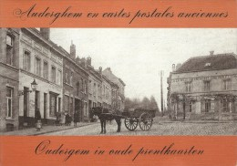 Auderghem Oudergem En Cartes Postales Anciennes 76blz Ed.1979 Europese Bibliotheek - Oudergem - Auderghem