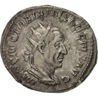 Trajan Decius, Antoninianus, 250, Roma, TTB+, Billon, RIC:10b - 5. L'Anarchie Militaire (235 à 284)