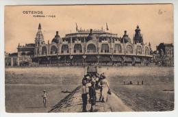 Oostende, Ostende,  Le Kursaal , Face (pk26968) - Oostende