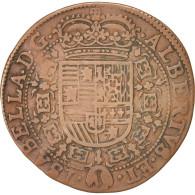 Pays-Bas, Spanish Netherlands, Token, 1621, TB+, Copper, 28, Feuardent:13925 - Paesi Bassi