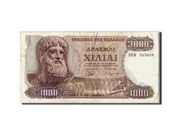 Grèce, 1000 Drachmai, 1970, KM:198b, 1970-11-01, TB - Greece