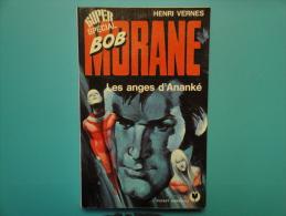 Bob Morane  Les Anges D'Ananké Marabout Pocket 141 Type 12 E.O.   Tres Tres Bon Etat - Aventure